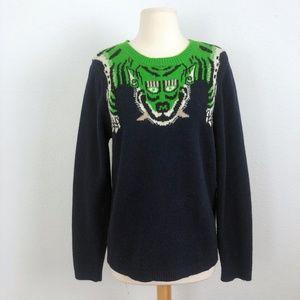 Gucci Dragon Knit Sweater Size M